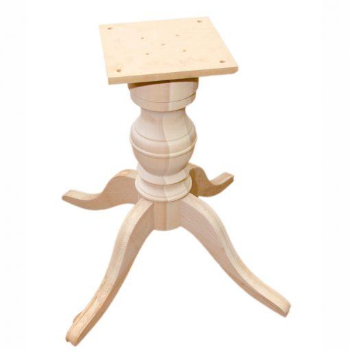 Mobilier lemn masiv - Picior masă (maxim 110X110cm) Mobilier-4