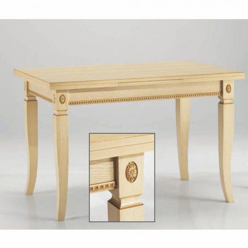 Mobilier lemn masiv - Masă extensibilă Positano - Produse recomandate