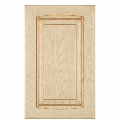 Mobilier lemn masiv - Ușă plină dreaptă Positano