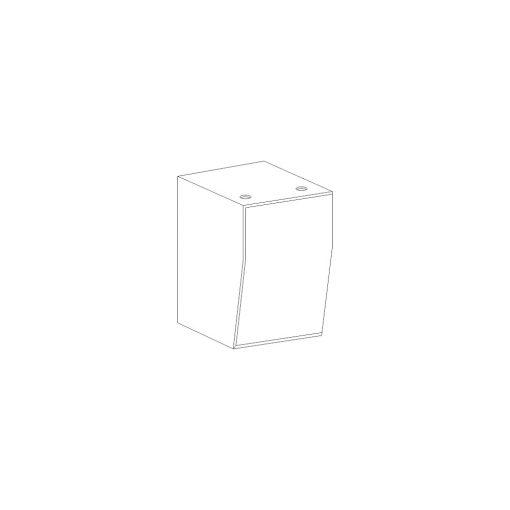 Mobilier lemn masiv - Picior pilastru Rialto